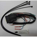 FISHER SERVICE HARNESS KIT 9-PIN (VEHICLE SIDE) 22336K