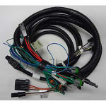 Fisher & Western 29052 Plug In Harness Kit