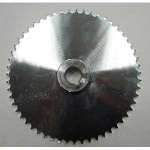 "FISHER 55 TOOTH #40 1"" BORE SPROCKET 78057"