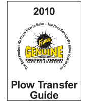 FISHER SNOW PLOW TRANSFER GUIDE