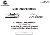 FISHER HT PLOW MECHANICS GUIDE