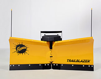 Fisher Trailblazer UTV V-Plow Blade