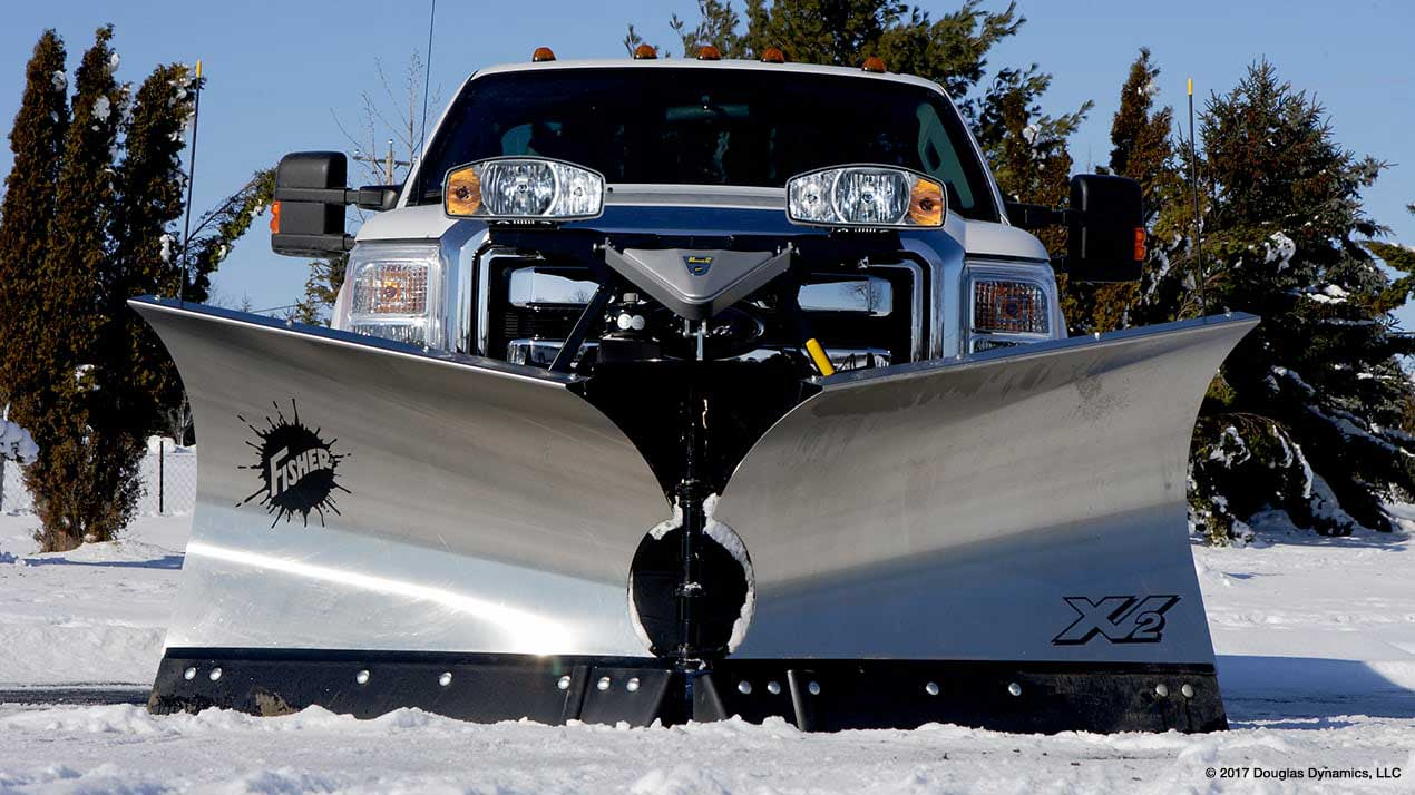 Fisher XV2 Snow Plow