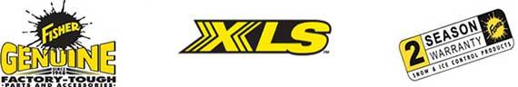 Fisher XLS Snow Plow