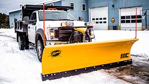Fisher HC Plow Blade