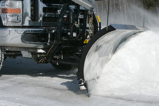 FISHER XBLADE SNOW PLOW