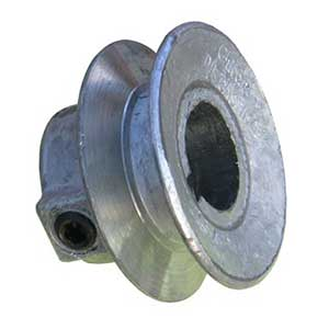 """2/"""" x 3//4/"""" Bore F Replacement Fisher and Western Pulley"""