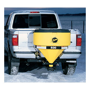 FISHER MODEL 500 SALT SPREADER TAILGATE