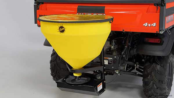 Fisher QuickCaster 300W Tailgate Spreader