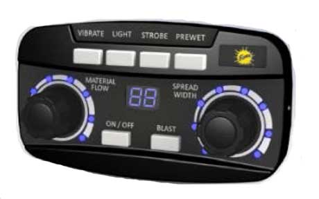Speedcaster Spreader Control