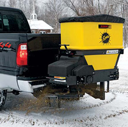 FISHER SPEED CASTER SALT SPREADER