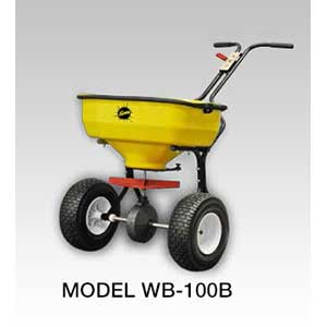 FISHER WB-100B Broadcast Spreader