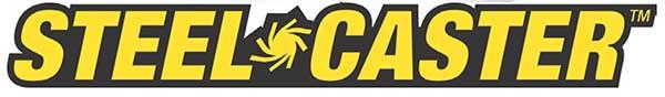 Steel-Caster Hopper Spreader Logo