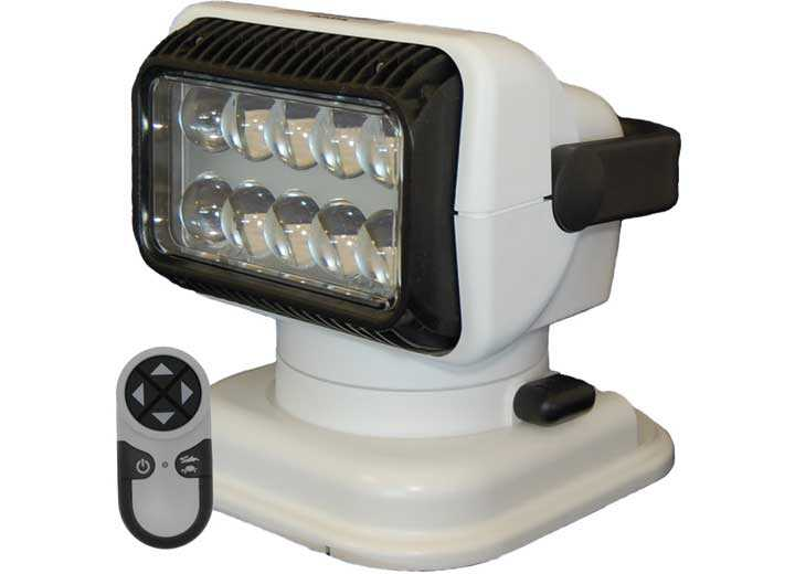 Golight lighting systems zequip truck parts accessories golight remote controlled spotlights aloadofball Gallery