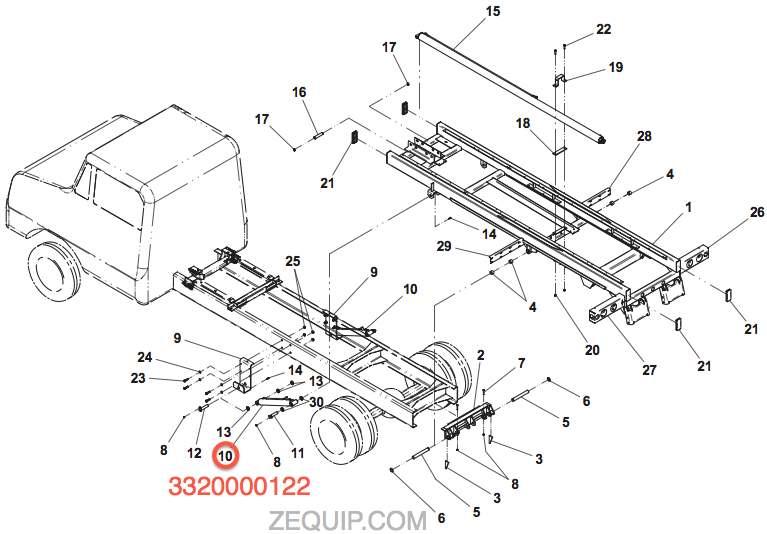 1001166859 jerr dan cylinder assembly 3 00 1 75 x 29 2