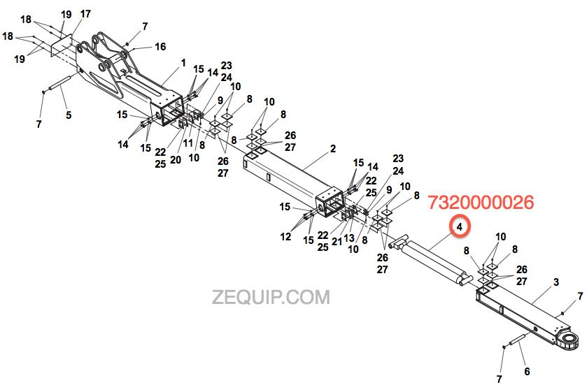 7320000026 jerr dan cylinder 55ton underlift extension jerr dan light bar wiring diagram at soozxer.org