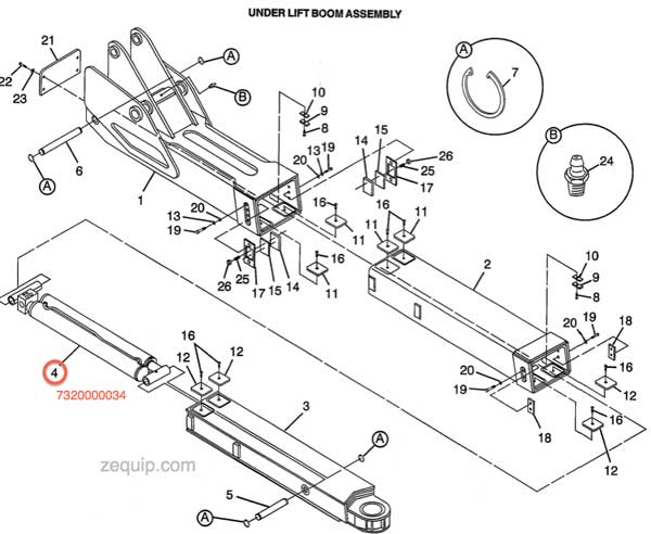 7320000034 jerr dan cylinder, underlift extend jerr dan light bar wiring diagram at gsmportal.co