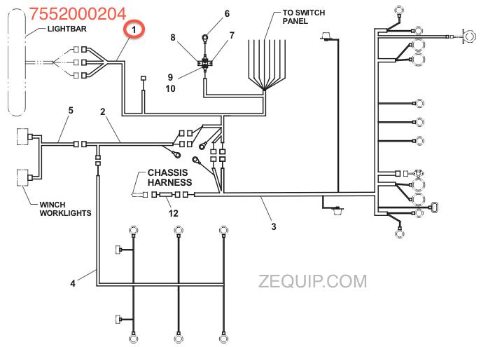 jerr dan light bar wiring diagram   33 wiring diagram