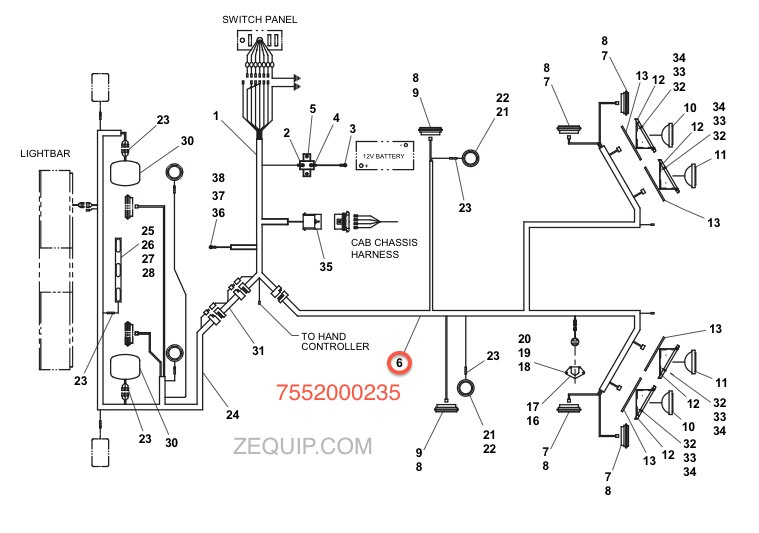 Jerr Dan Bed Wiring Diagram Circuit Diagram Maker