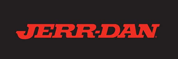 JERR-DAN DECALS FOR WRECKERS AND CARRIERS LOGOS SAFETY AND OPERATION