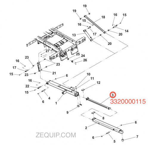 3320000115 1001166858 jerr dan cylinder assembly 2 50 1 50 x 56 6 jerr dan light bar wiring diagram at gsmportal.co