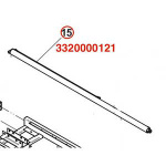 Jerr-Dan 1001167763 Cylinder Assembly