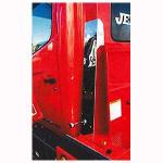 JERR-DAN HEADBOARD COVERS (Stainless Steel) 70051297