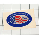 JERR-DAN DECAL - PROUDLY MADE IN THE USA 7330000143