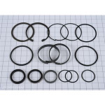 JERR-DAN SEAL KIT 4.00in ID CYLINDER 7577250044