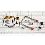JERR-DAN Lock Out By-Pass Kit 9577930185