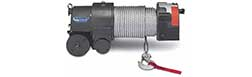 Ramsey Electric Worm Gear Winches