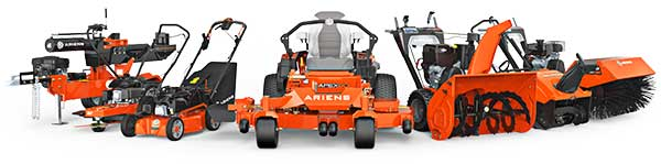 Ariens Product Line