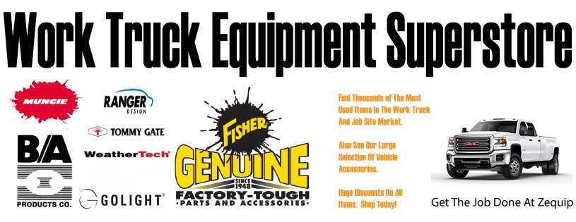 Zequip Truck Equipment Superstore