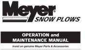 Meyer-Snow-Plow-Owners-Manual
