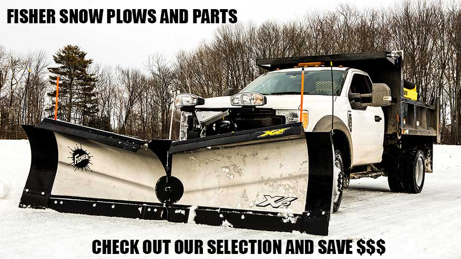 FISHER PLOWS AND PARTS