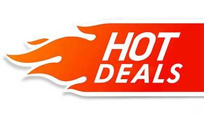 Hot Deals At Zequip