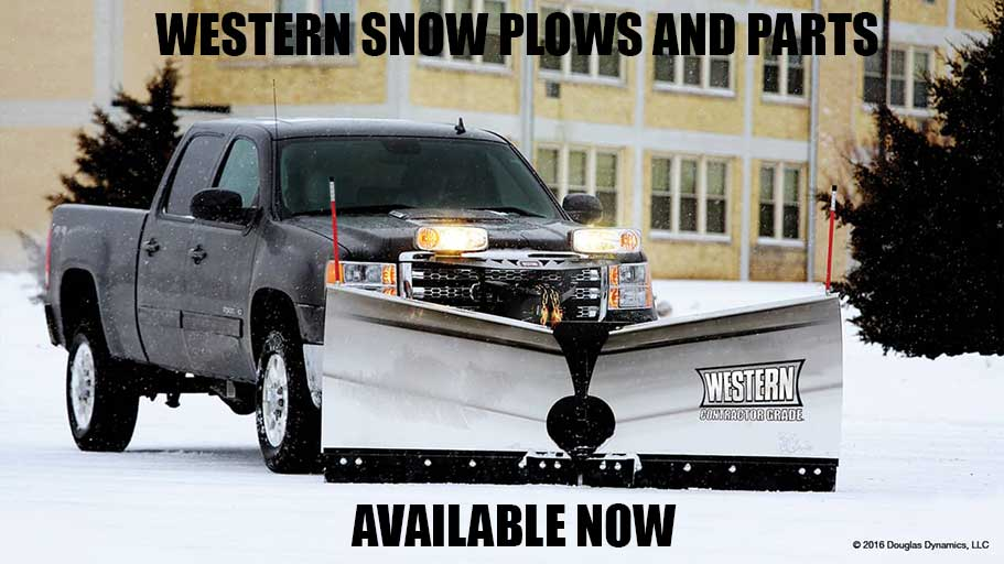 WESTERN PLOWS AND PARTS