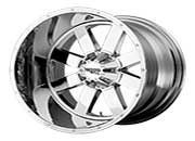 Moto Wheels 962 chrome