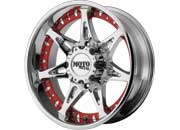 Moto Wheels -MO961-Chrome