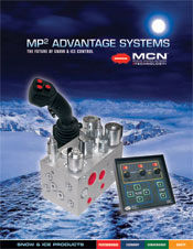 MUNCIE MP08-03 ADVANTAGE SYSTEMS