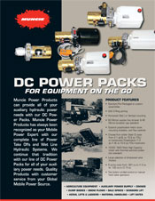 Muncie-Power-Pack PRODUCT INFORMATION BROCHURE