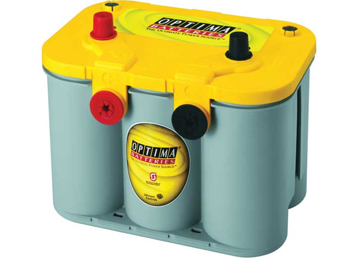 Sealed Lead Acid Battery Group 3478 Yellow Top Dual Purpose