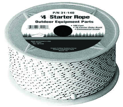 STARTER ROPE NO. 6 100FT PREMIUM
