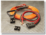 25ft JUMPMAX BOOSTER CABLES w/BC
