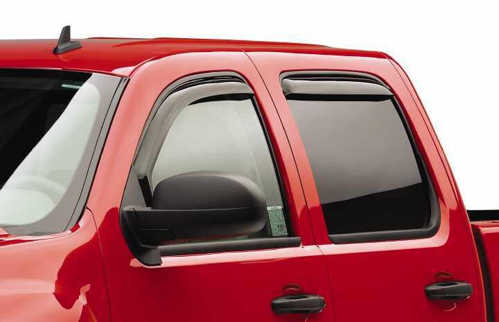 Promaxx 894101 09-C RAM QUAD CAB SIDE WINDOW VISORS (4PC)