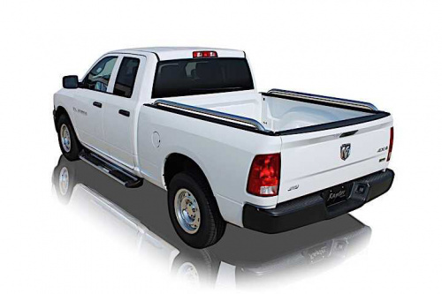 07-13 SILVERADO/SIERRA SB(6.5)/07-17 TUNDRA STD/DOUBLE CAB SB(6.5)/05-12 DAKOTA SB SS BED RAILS