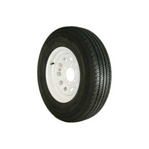 REPLACEMENT TRAILER AND TIRE COMBO