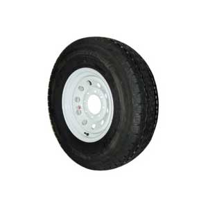 TRAILER TIRE AND WHEEL PACKAGE