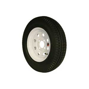 AM-53124C trailer tire and wheel package 12 inch