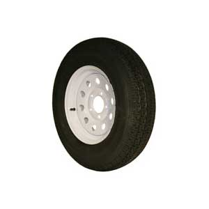 SPARE TIRE AND WHEEL PACKAGE